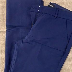 Navy blue dress pants size 6